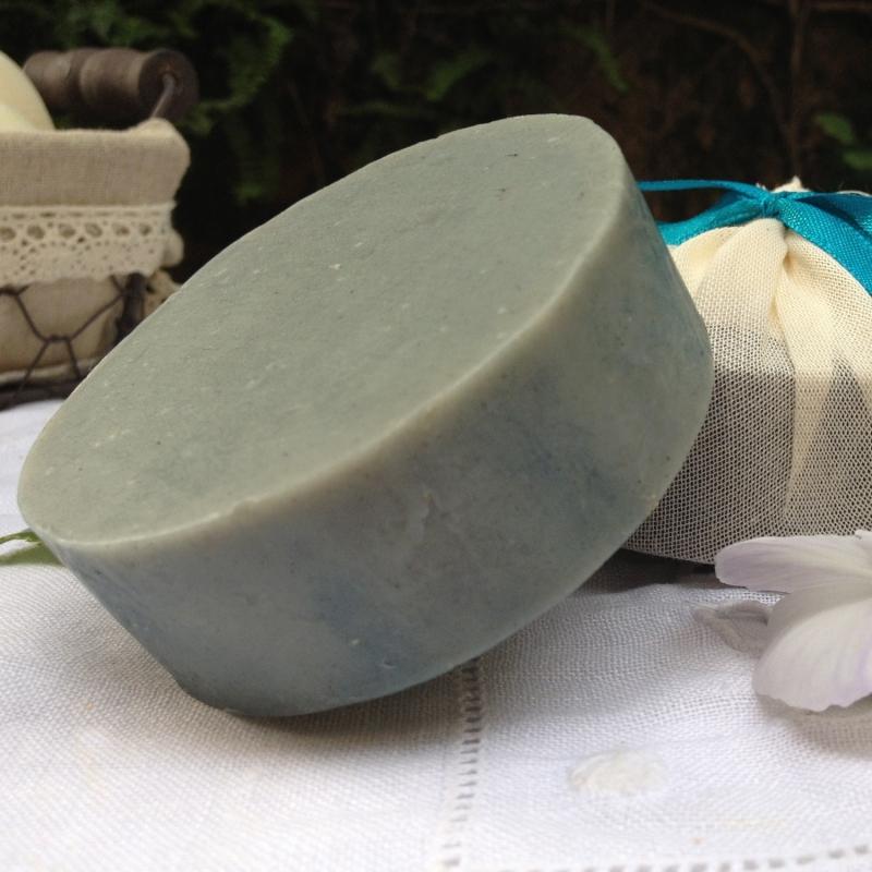 Savon naturel Sapin de Sibérie et menthe poivrée