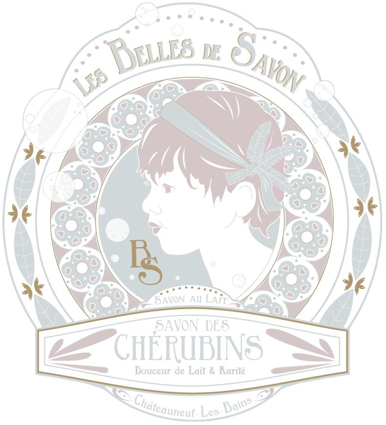 Le savon des Chérubins, les Belles de Savon