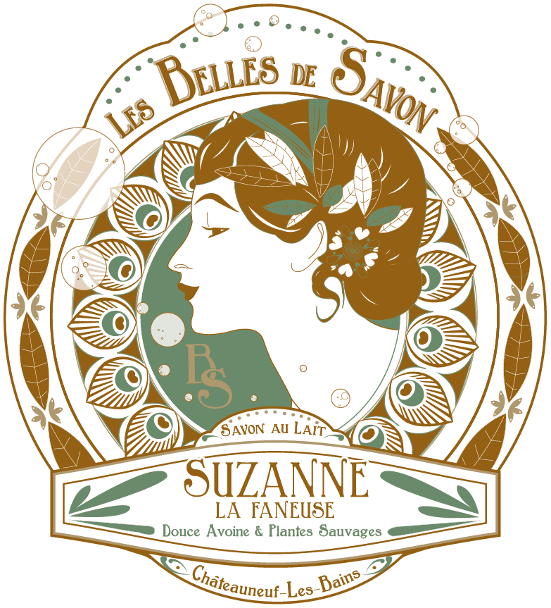 Le savon de Suzanne, les Belles de Savon