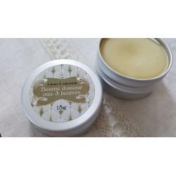 Les Baumes fondants - Baume douceur sans parfum aux 3 beurres