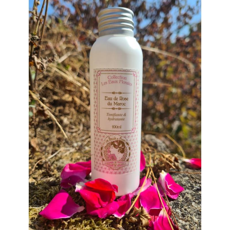 eau florale 10 ml Rose du Maroc